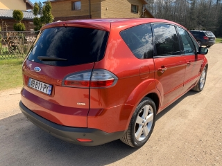 Ford S-MAX, 2 l.
